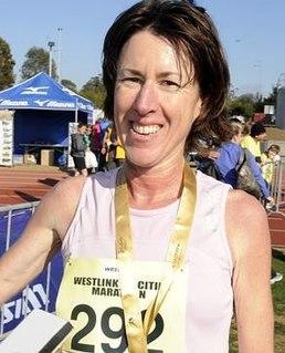 Jackie Fairweather Australian triathlete and long-distance runner