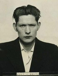 James Smith (murderer) sixth-to-last criminal to be executed in a British prison