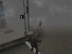 Silent Hill - Visibility in the series is mostly low due to fog or darkness