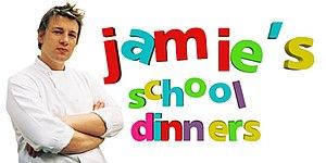 Jamie's School Dinners - Image: Jamie's School Dinners
