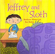 File:Jeffrey and sloth cover.jpg. No higher resolution available. jeffrey and sloth cover