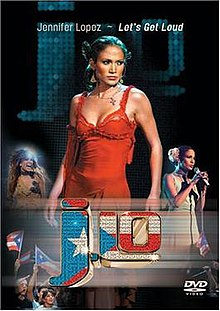 15d7ed1001 Jennifer Lopez: Let's Get Loud - Wikipedia