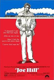 <i>Joe Hill</i> (film) 1971 film