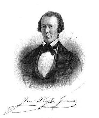 John Taylor Jones - Image: John Taylor Jones Christian missionary