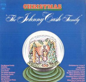 The Johnny Cash Family Christmas - Image: Johnny Cash The JC Family Christmas