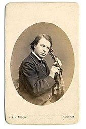 Joseph Joachim (Source: Wikimedia)