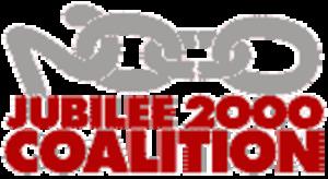 Jubilee 2000 - Logo of Jubilee 2000