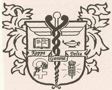 Coat of Arms of the Kappa Gamma Delta Sorority