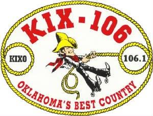 KIXO - Image: KIXO station logo