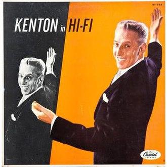 Kenton in Hi-Fi - Image: Kenton in Hi Fi