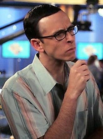 Monk (season 5) - Jarrad Paul in his penultimate performance as Kevin Dorfman