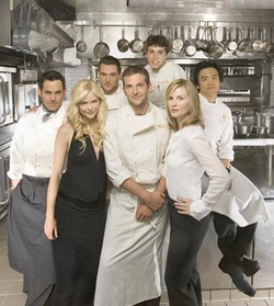 Kitchen Confidential Tv Series Wikipedia