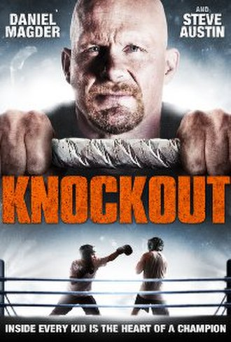 Knockout (2011 film) - Theatrical release poster