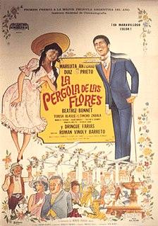 <i>La pérgola de las flores</i> 1965 film