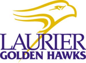 Wilfrid Laurier Golden Hawks - Image: Laurier Golden Hawks