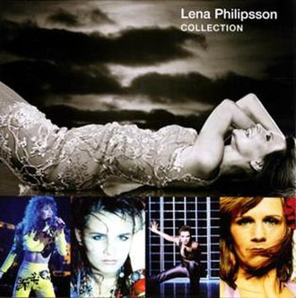 Lena Philipsson Collection - Image: Lena Philipsson Collection 1984–2001 cover