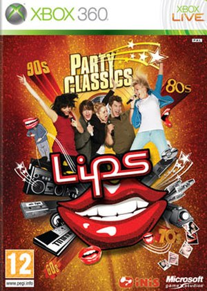 Lips: Party Classics - Image: Lips Party Classics