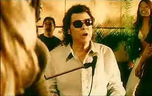 "My Life (Ronnie Milsap album) - Milsap performs ""Local Girls"" amidst a party in the song's music video"