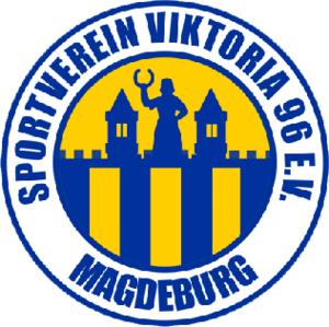 SV Victoria 96 Magdeburg - Image: Logo magdeburg sv viktoria 96