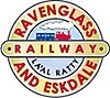 Logo of the Ravenglass and Eskdale Railway.jpg