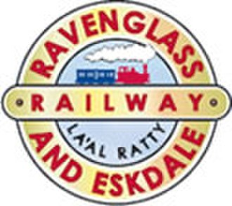 Ravenglass and Eskdale Railway - Image: Logo of the Ravenglass and Eskdale Railway