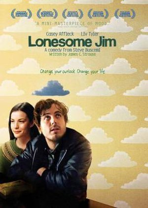 Lonesome Jim - DVD cover