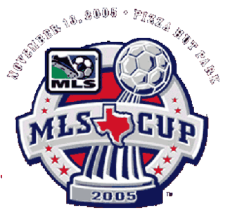 MLS Cup 2005 2005 edition of the MLS Cup