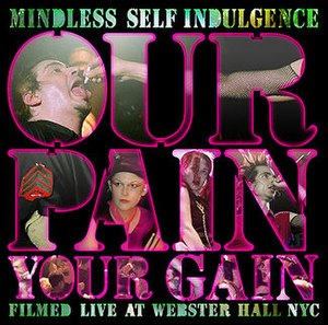 Our Pain, Your Gain - Image: MSI Our Pain Your Gain Cover