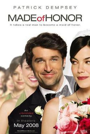 Made of Honor. Only happens in the movies.