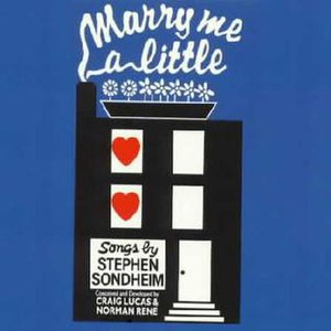 The race to urga wikivividly marry me a little musical original cast album fandeluxe Choice Image