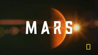 <i>Mars</i> (American TV series) National Geographic TV miniseries