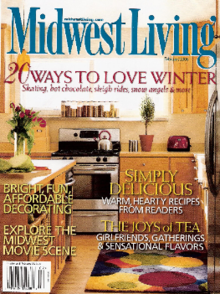 Living Magazine midwest living