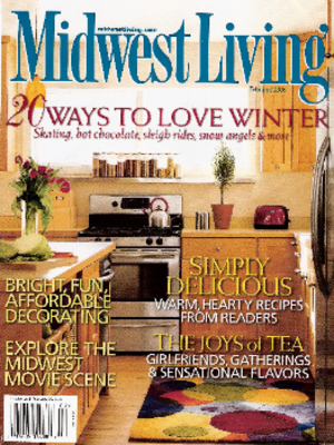 Midwest Living - Image: Midwest Living magazine cover
