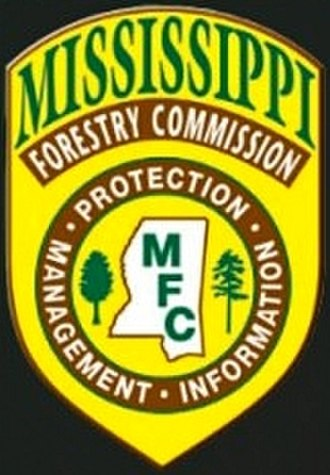 Mississippi Forestry Commission - Image: Mississippi Forestry Commission Logo