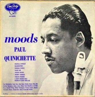 Moods (Paul Quinichette album) - Image: Moods (Paul Quinichette album)