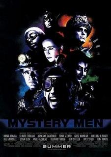 <i>Mystery Men</i> 1999 American superhero comedy film