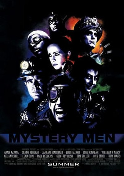 Picture of a movie: Mystery Men