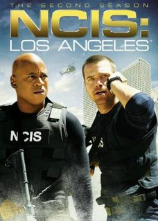 <i>NCIS: Los Angeles</i> (season 2)