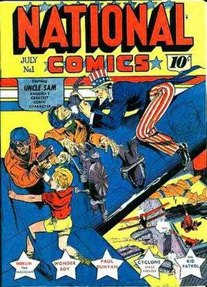 National Comics (series) - Image: National Comics 1
