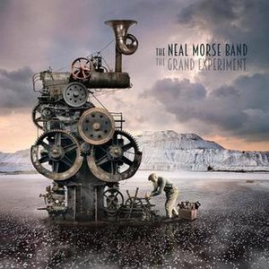 The Grand Experiment - Image: Neal Morse The Great Experiment cover