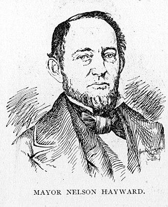 Nelson Hayward - Nelson Hayward