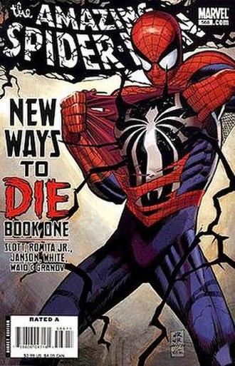 New Ways to Die - Image: New Ways to Die
