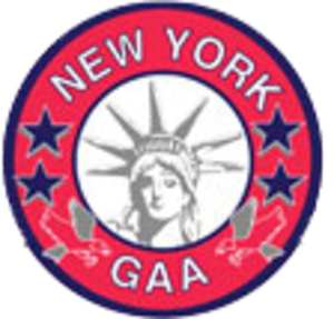 New York GAA - New York County Crest
