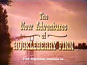 The New Adventures of Huckleberry Finn - Image: Newadventuresofhuckf innlogo