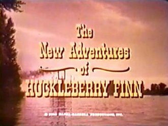 The New Adventures of Huckleberry Finn - Title card