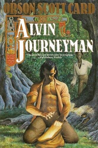 Alvin Journeyman - Front cover.