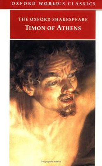 The Oxford Shakespeare - The Oxford edition of Timon of Athens