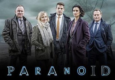 Picture of a TV show: Paranoid