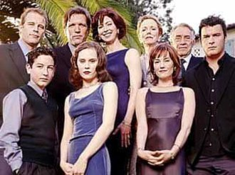 Pasadena (TV series) - Cast of Pasadena