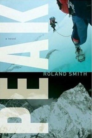 Peak (novel) - Image: Peak cover